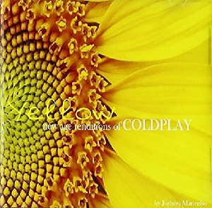 Yellow New Age Renditions Of Coldplay CD
