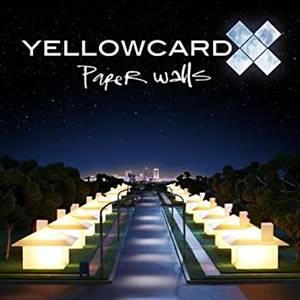 Yellowcard Paper Walls CD