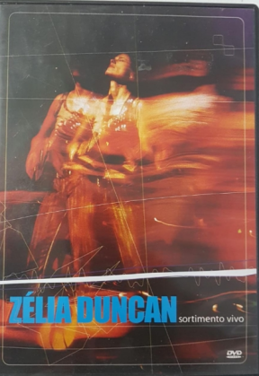 Zelia Duncan Sortimento Vivo DVD