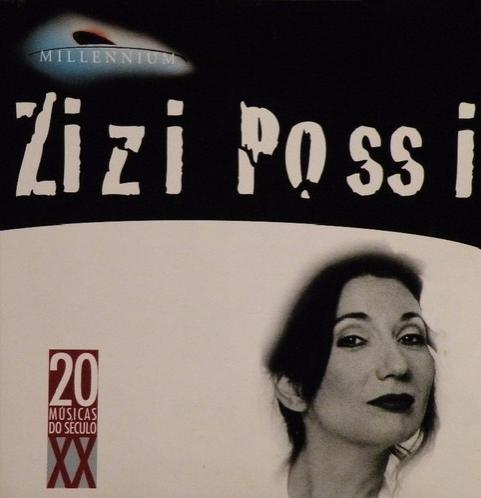 Zizi Possi Millennium CD