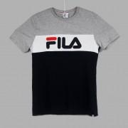 Camiseta Fila Letter Colors