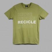 T Shirt Reuse Reduse King Joe