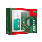 Kit Colors Green Man | United Colors Of Benetton 100ml