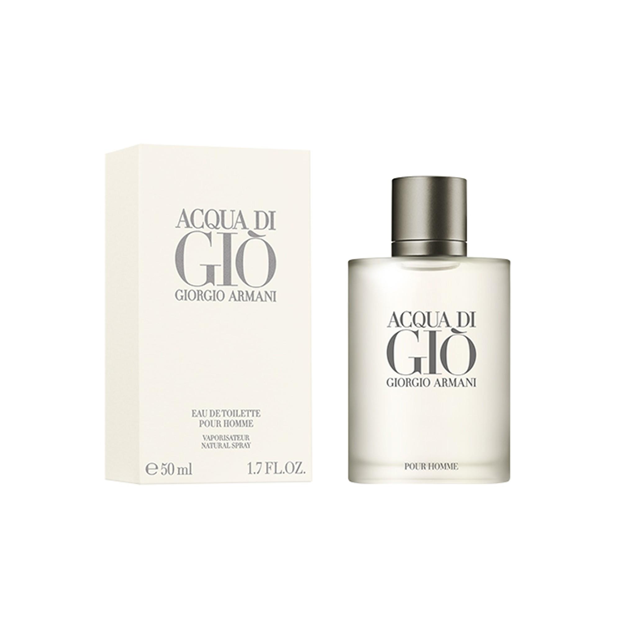 Perfume Acqua Di Gio Pour 50ml