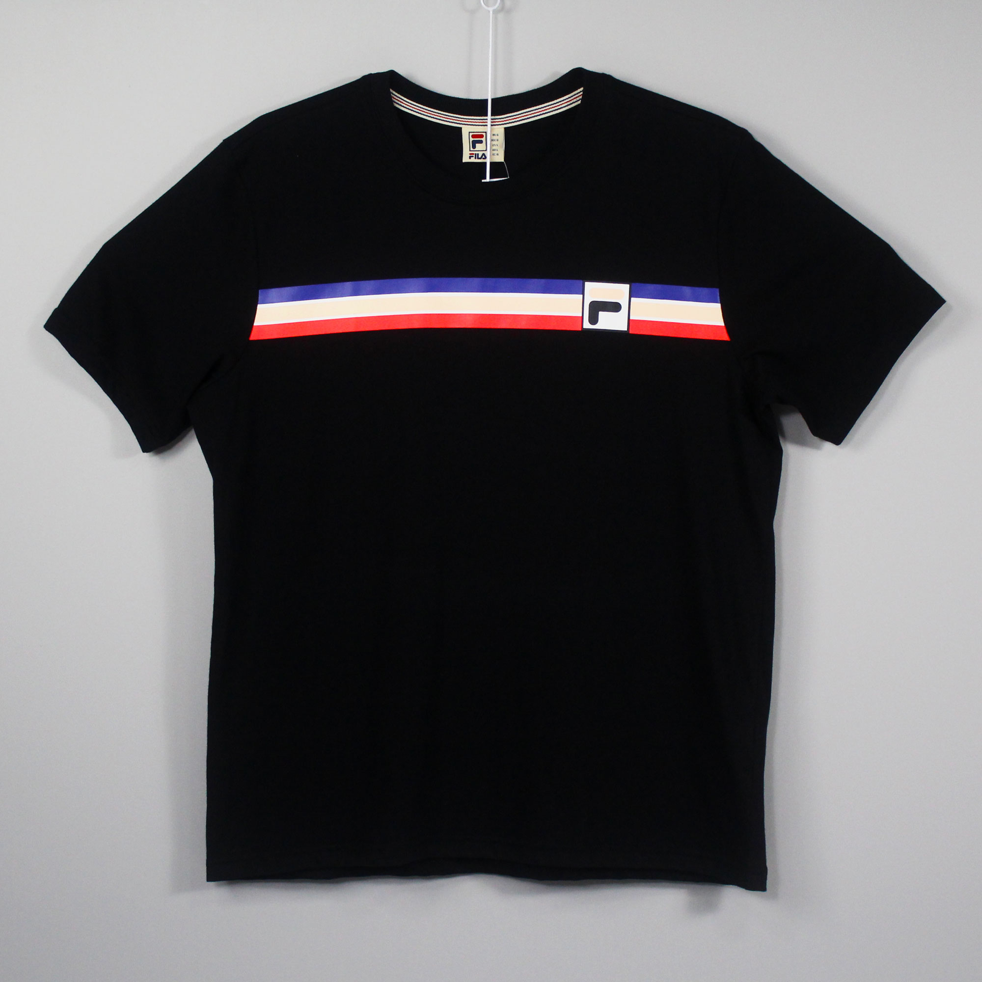 Camiseta Fila Stripes Fem