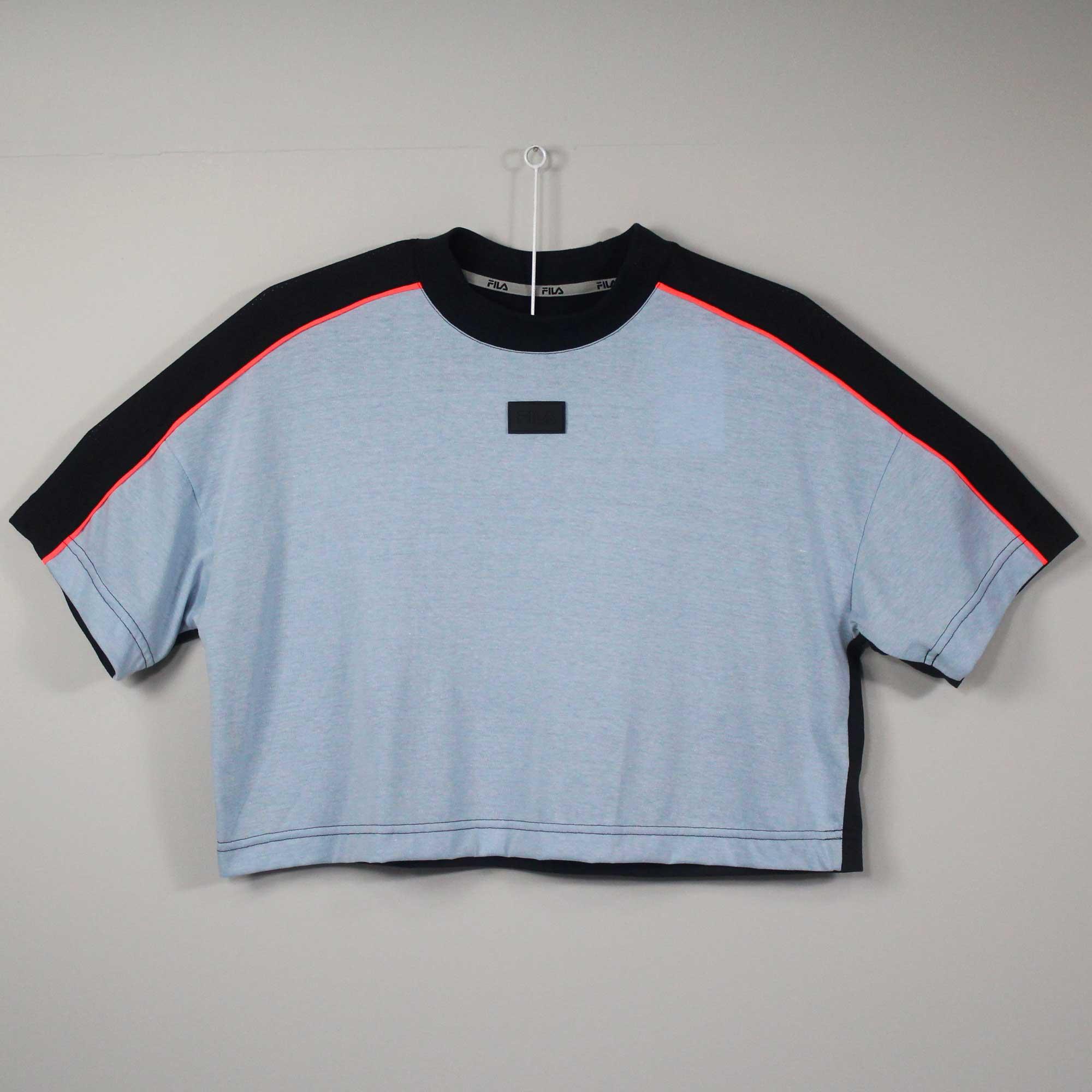 Camiseta Fila Cropped