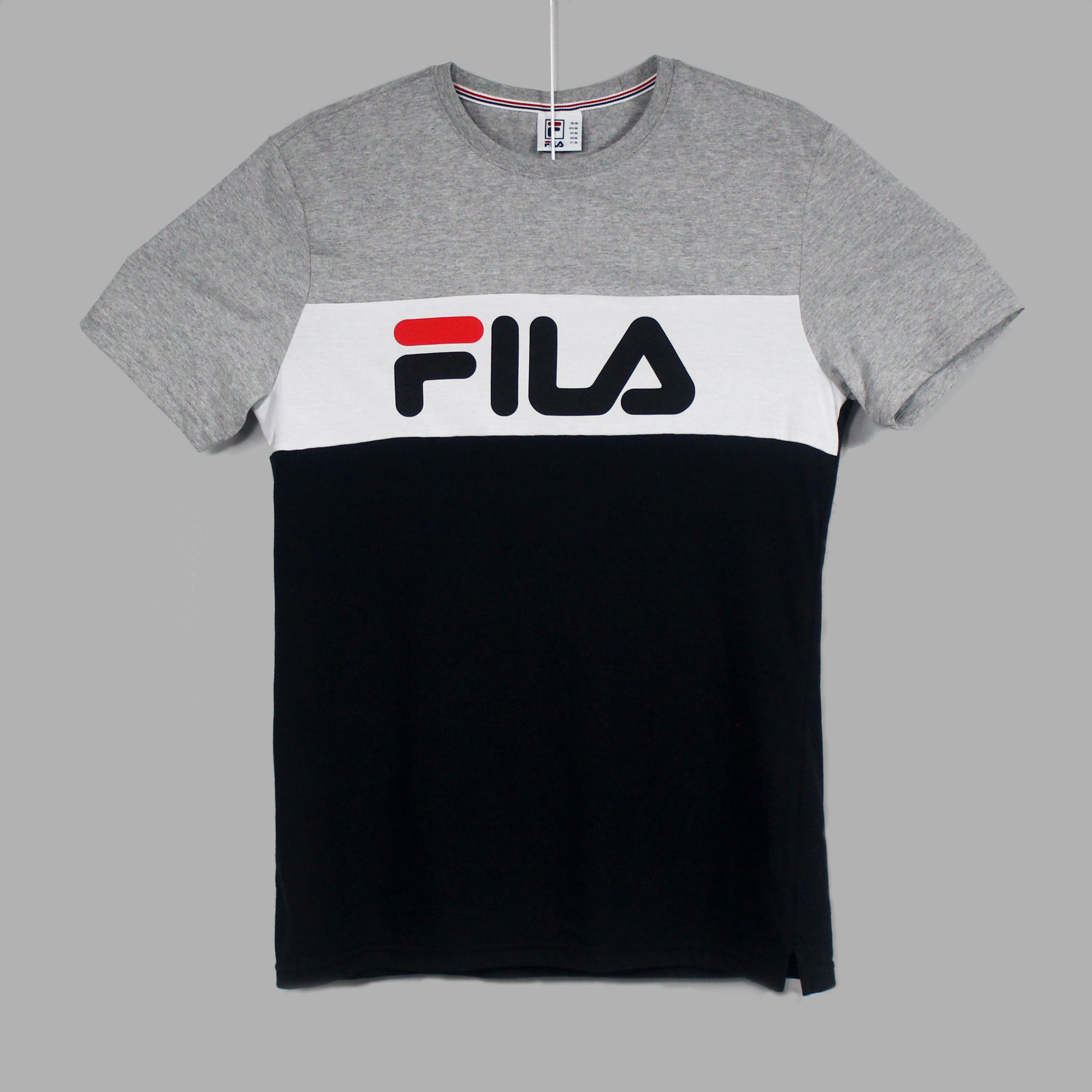 Camiseta Fila Letter Colors