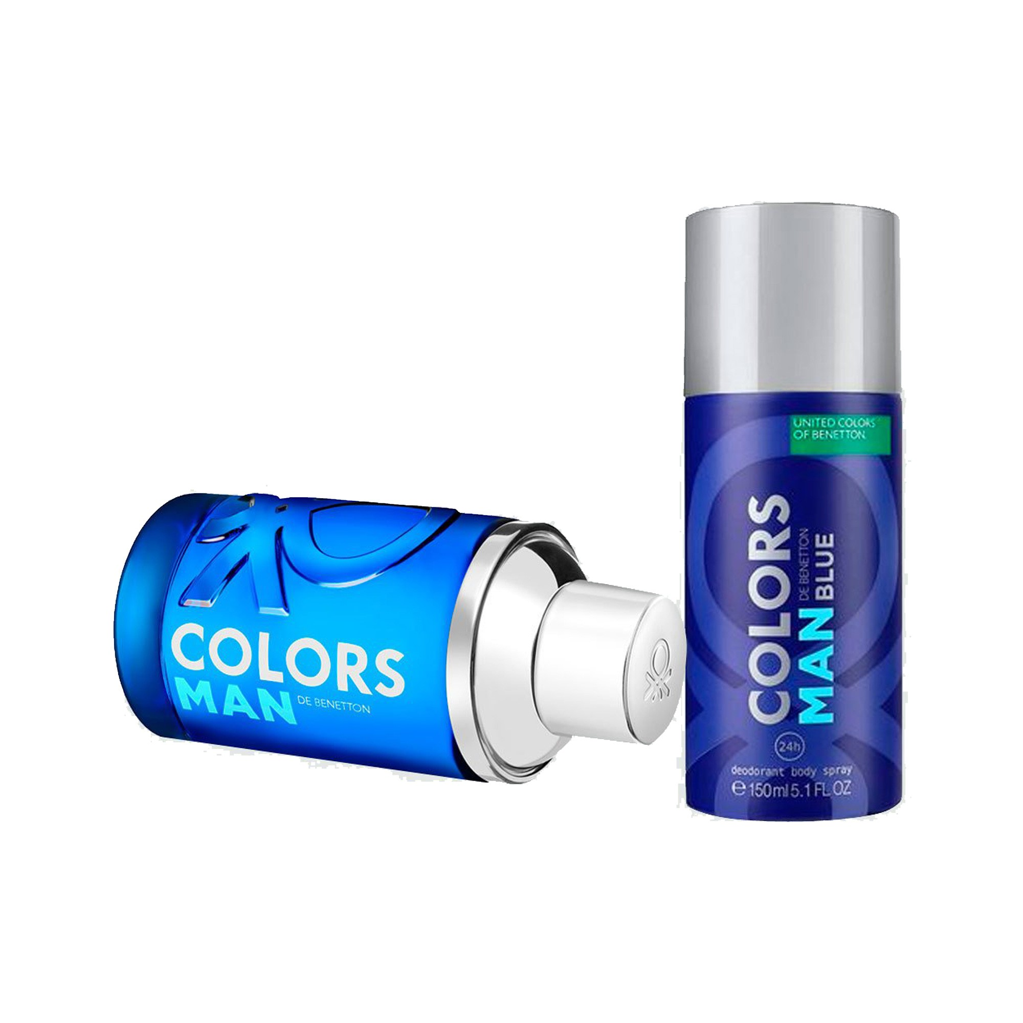 Kit Colors Blue Man | United Colors Of Benetton 100ml