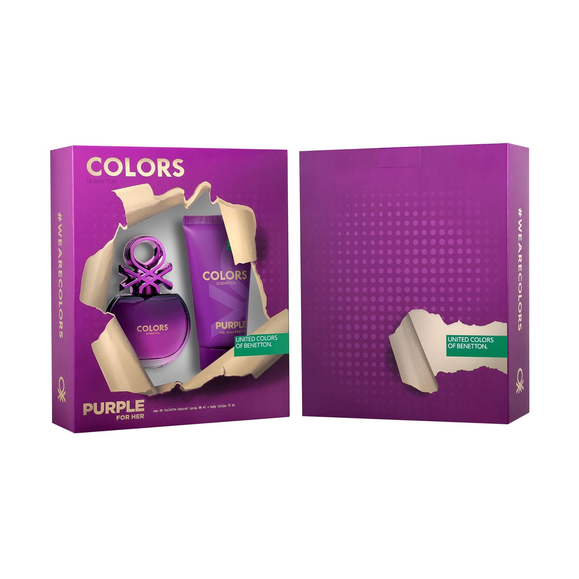 Perfume Purple Kit 80ml