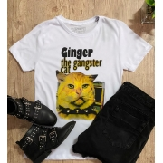 T-Shirt Ginger Cat