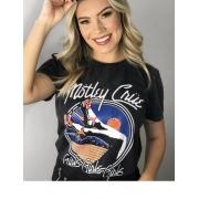 T-Shirt Mötley Crüe estonada