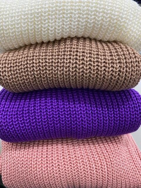Colete/Vestido de tricot