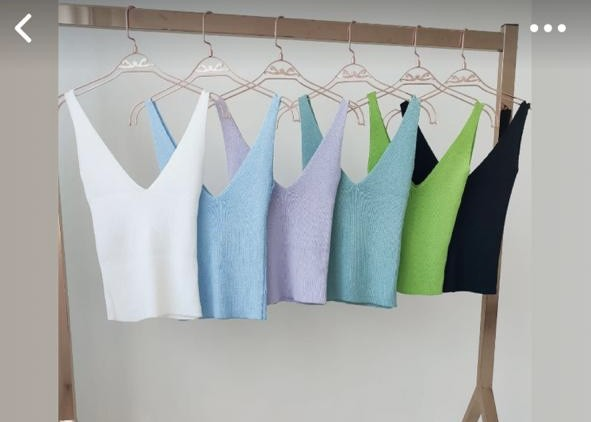 Regata básica tricot