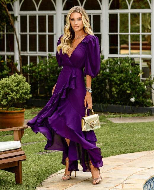 Vestido Serafina Catarine