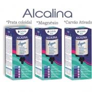 3 Velas Refil Para Filtro Água Alcalina Ionizada C/ Magnésio
