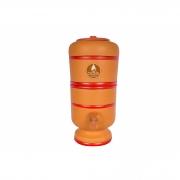 Filtro De Barro Para Água Tradicional Cerâmica Argila 6l N3
