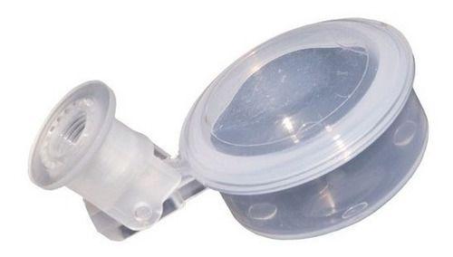 Kit 4 Vela Carvão Ativado + 4 Boia Dosadora Filtro De Água