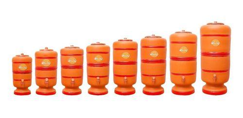 Filtro De Barro Água Tradicional, Cerâmica, Argila 4lts N1