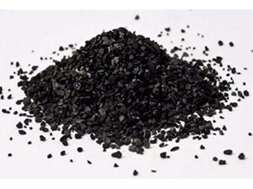Carvão Granulado Ativado - Origem Vegetal (coco) 1kg