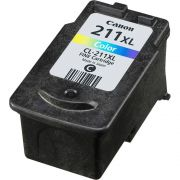 Cartucho Original Canon CL-211 Colorido