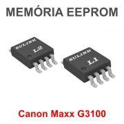 Memória Eeprom Firmware - Canon Maxx G3100