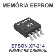 Memória Eeprom Firmware - Epson XP-214