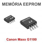 MEMÓRIA EEPROM FIRMWARE PARA CANON MAXX G1100 (QM7-4620 - QM4-4414)