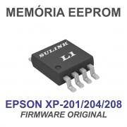 MEMÓRIA EEPROM FIRMWARE PARA EPSON XP-201 XP-204 XP-208