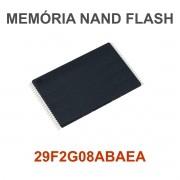 MEMÓRIA EEPROM NAND FLASH 29F2G08ABAEA TSOP48 SMD 2GBIT - PEÇA VIRGEM