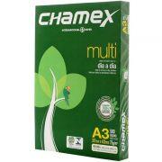 Papel Sulfite A3 Branco | Chamex Multi 75g - Resma 500 Folhas