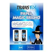 Papel Transfer Laser Magic Brilho - A4 50fls