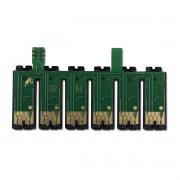 PLACA RESET CHIP FULL PARA BULK INK EPSON R260 R280 R380 RX580 RX595 RX680 E ARTISAN 50 (781R)