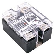 Relé de Estado Sólido 90-240Vac / 40A - 480VAC