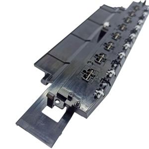 Base Completa dos Roletes de Saída de Papel para Epson L3110 L3150