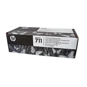 Cabeçote Cabeça de Impressão HP 711 C1Q10A   Plotter HP T120 T130 T520 T530