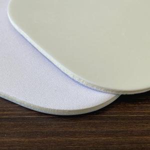 Caneleira M (PAR) Laminado Premium PVC Branco para Sublimação (SE)