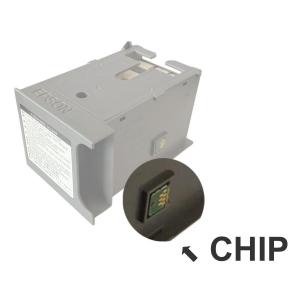 Chip Compatível para Caixa de Manutenção Epson C13S210057 SC13MB