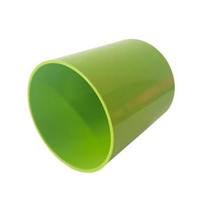 Copo de Plástico Polímero 325ml para Sublimação | Verde