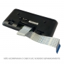 PAINEL VISOR DA IMPRESSORA PLOTTER HP T120 T130 T520 T530 - CN461-60002
