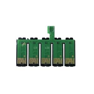 Placa Reset Chip Full para Bulk Ink Epson 5 Cores | Modelo: 1033R Botão Reset