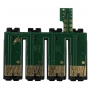 Placa Reset Chip Full para Bulk Ink Epson 6 Cores | Modelo: 851NR Botão Reset
