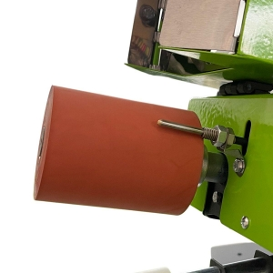 Rolo de Silicone 100mm para Prensa Térmica Transfer Giro Magic