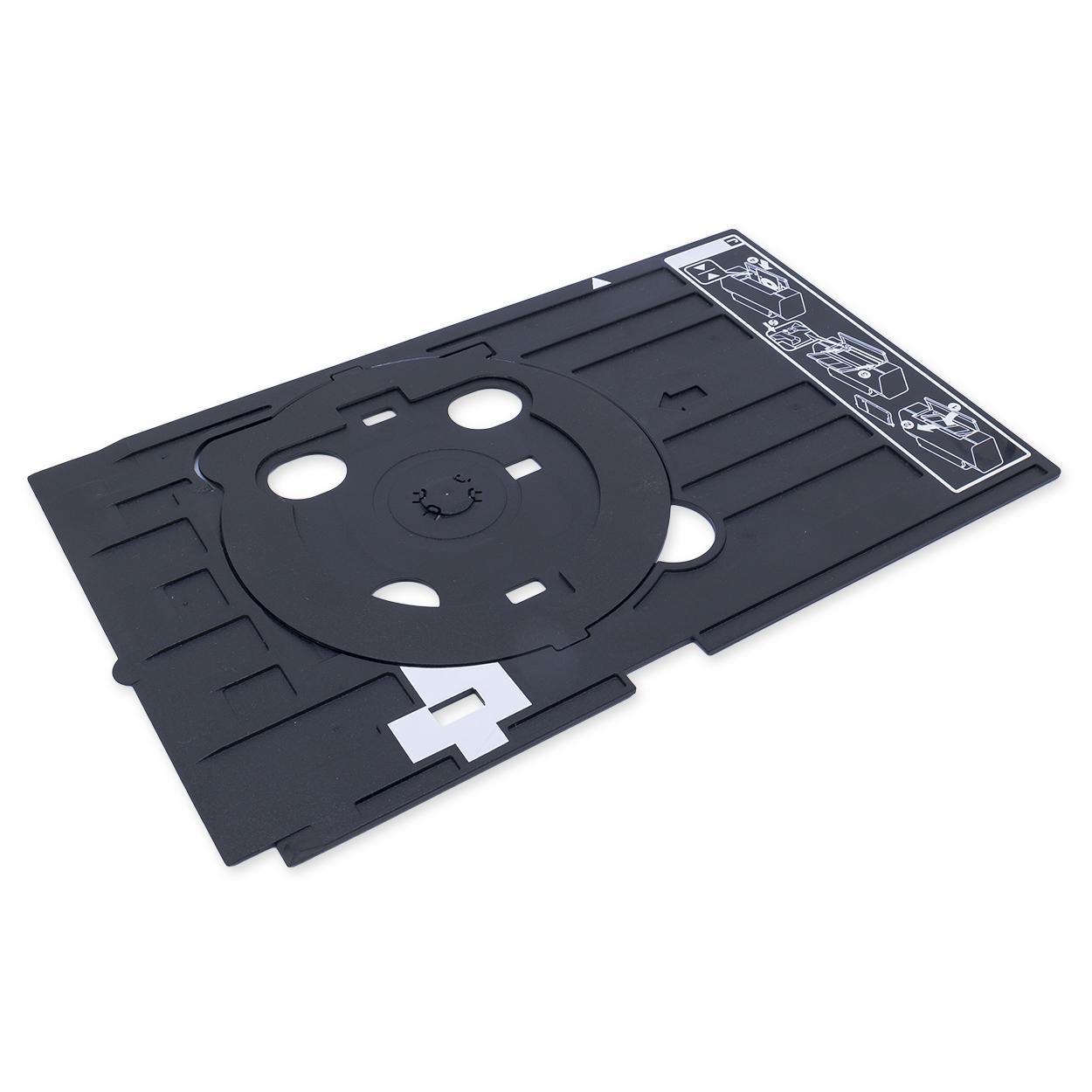 Bandeja Original Epson de Mídias CD/DVD - Modelos: T50, L800, L805, R260, R270, R280, R290, T60 e Artisan 50