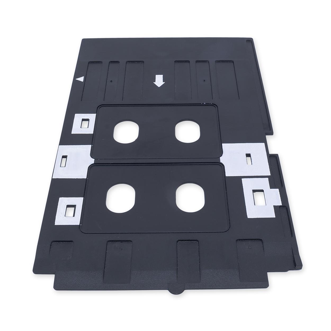 Bandeja para Impressão de Cartão PVC em Impressoras Epson T50, L800, L805, R260, R270, R280, R290, T60 e Artisan 50