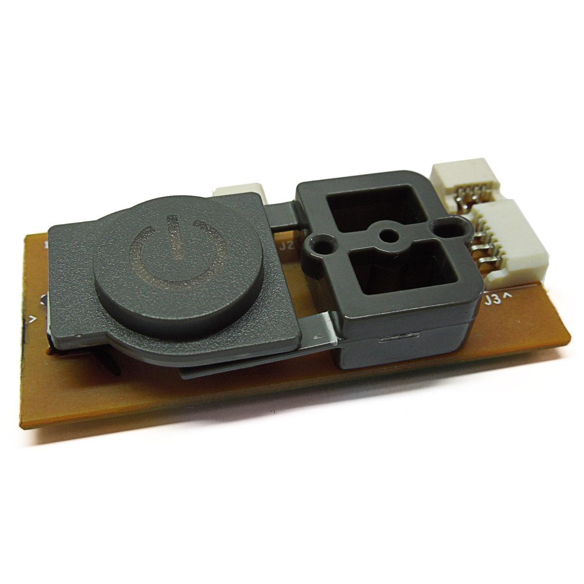 Botão + Placa liga/desliga das Impressoras HP PRO X451 e X476