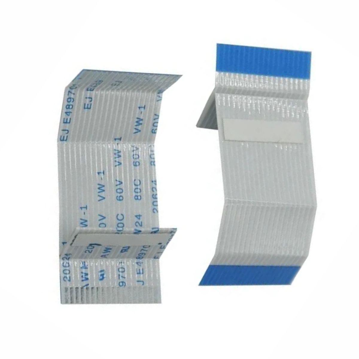 CABO FLAT DO CABEÇOTE DE IMPRESSÃO EPSON T33, T1110, L1330 E SIMILARES (PAR)