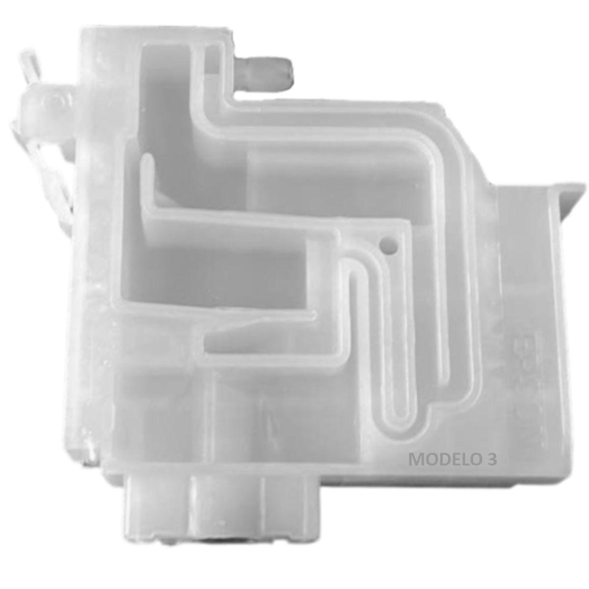 """Cartucho de Reposição """"Damper"""" para Impressoras Epson EcoTank L4150, L4160, L6161, L6171, L6191 (Modelo 3 - Preto)"""