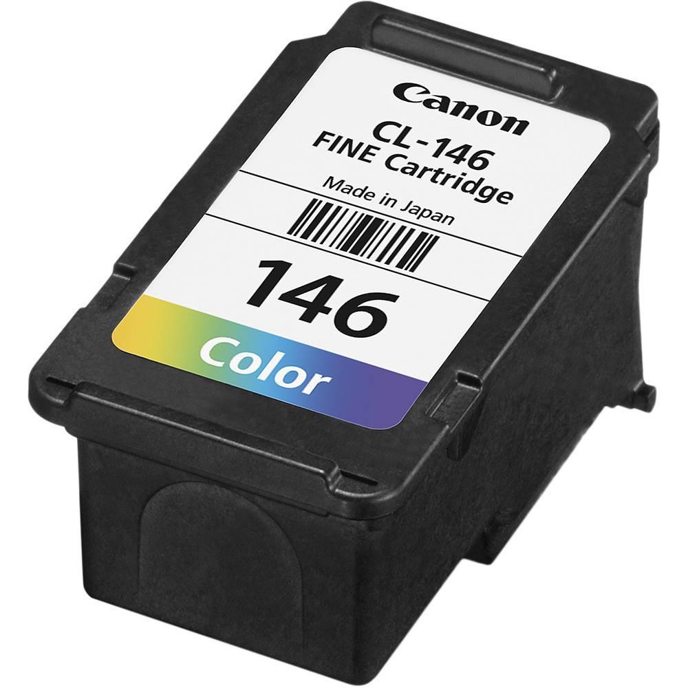 Cartucho Original Canon CL-146 Colorido