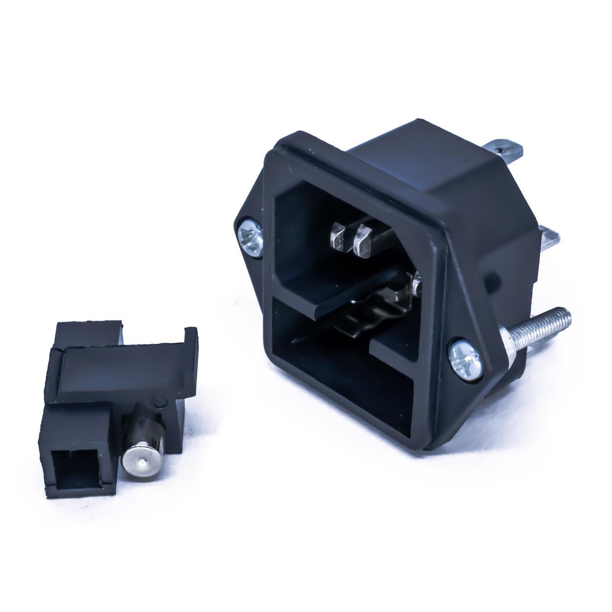 Conector para Prensa Térmica Plana (Modelo 2)