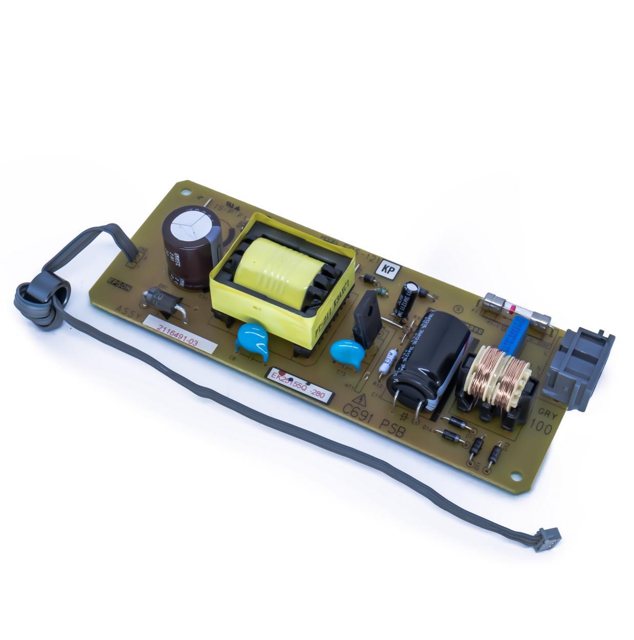 FONTE DE ENERGIA DA IMPPRESSORA EPSON T50, R290, R280, L800, L805 E ARTISAN 50